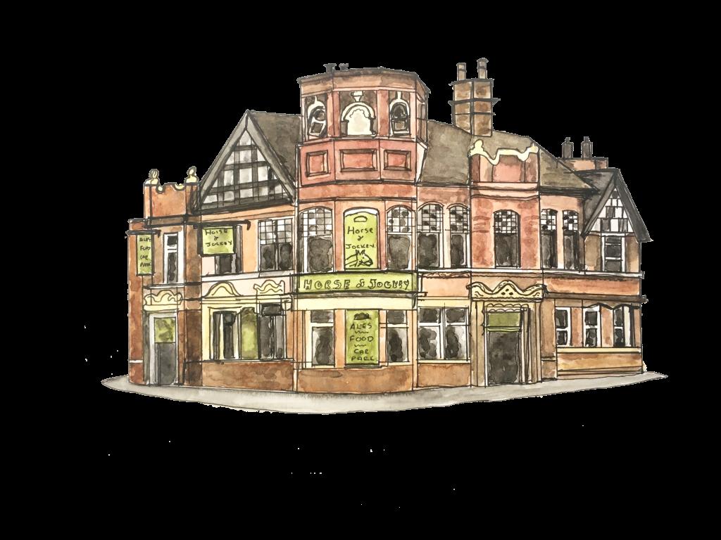 The Horse and Jockey Pub
