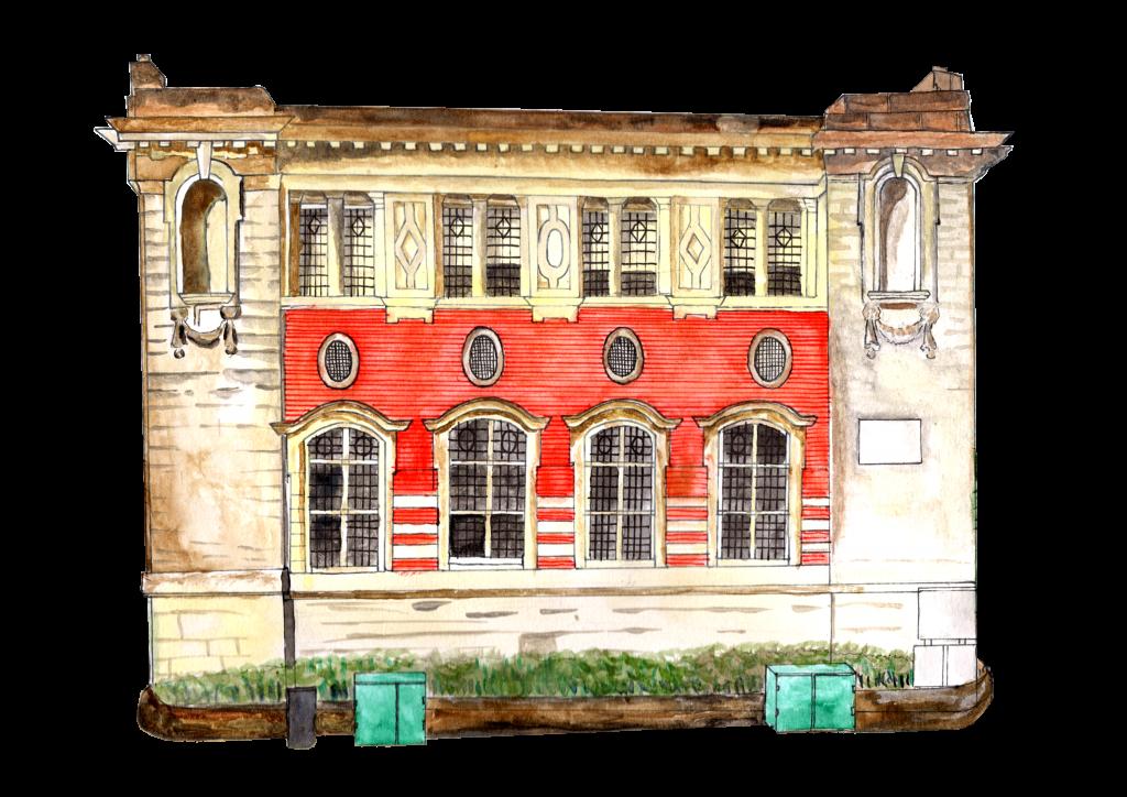 Wednesbury Library