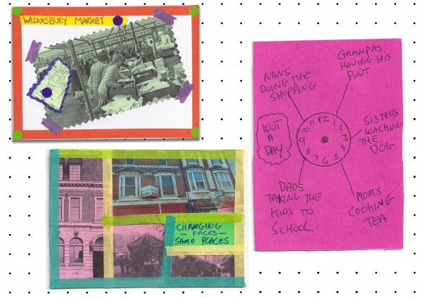 Postal Pack response, Digital Postcards