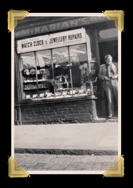Marian's, 60 Dudley Street 1952