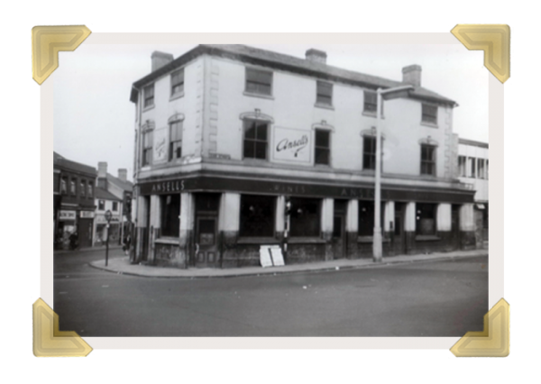 The George Inn (courtesy of Ian Bott)