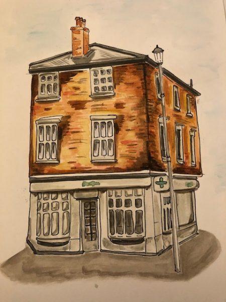 1 Union Square, Wednesbury © Emma Lawley