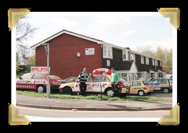 Amigos' fleet of vehicles