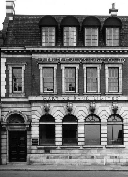 MK11 Prudential Building (Martins Bank)