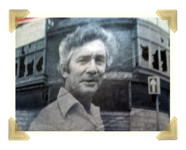 William Archer was always in the Express and Star. Newspaper cutting, 1978