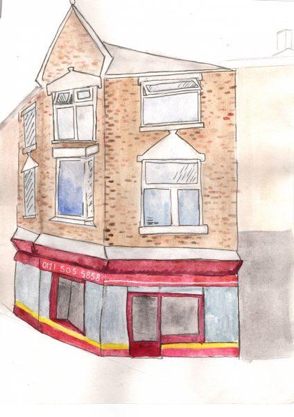 15 Market Place, Wednesbury © Amy Bowler
