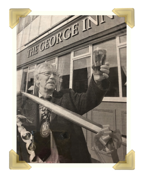 William Archer, The George Inn, 2006
