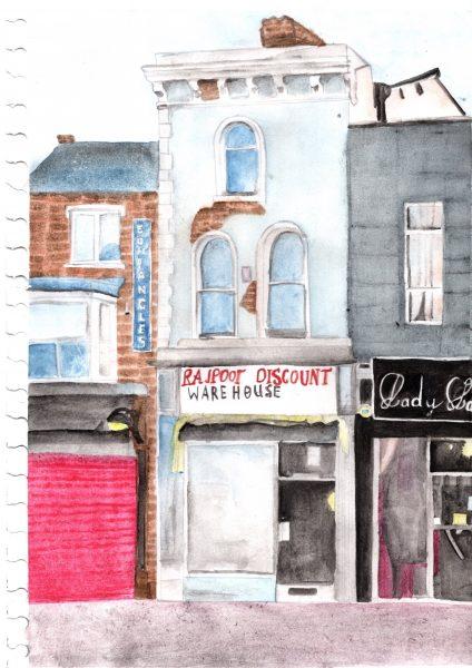 16 Market Place, Wednesbury © Wioleta Wloch