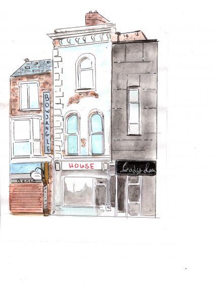 16 Market Place, Wednesbury © Zainab Barzenji