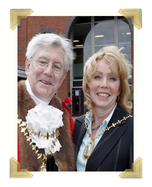 William Archer Mayor and Elaine Costigan (nee Archer)