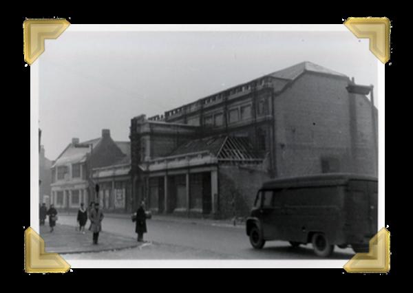 Hippodrome Theatre, 1963 (courtesy of Ian Bott)