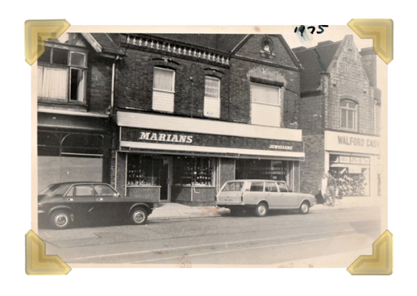 Marian's, 39-40 Union Street 1974