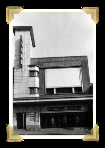 Odeon Cinema, 1960s (courtesy of Mike Blackmore)
