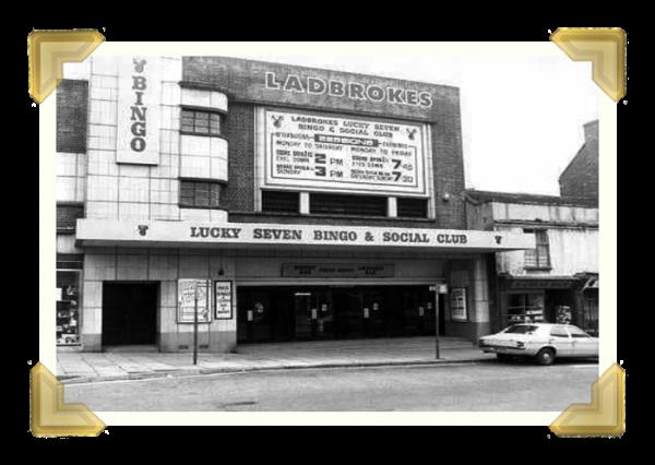 Lucky Seven Bingo Social Club (courtesy of Colin New Hyde)