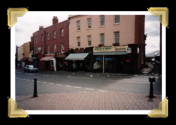 Lower High Street, May 1993. Terry Nightingale (courtesy of Ian Bott)