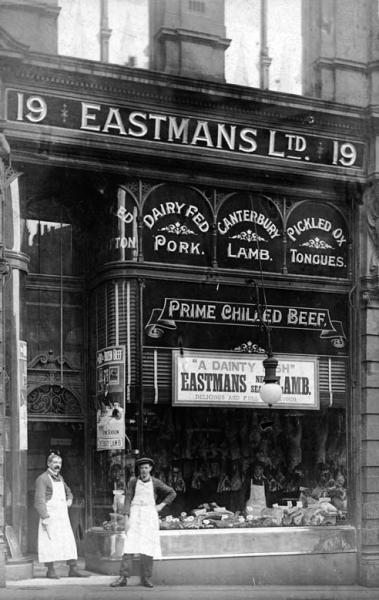 MK3 Eastmans Butchers (Leeds shop)