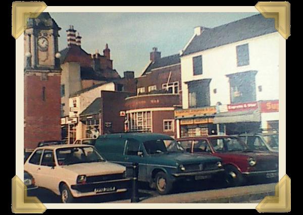 The Golden Cross c1970s