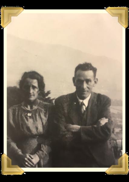 The Roberts sisters' grandparents