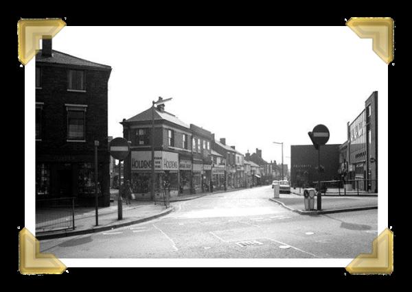 Union Street, 1965 (courtesy of Teresa Davies)