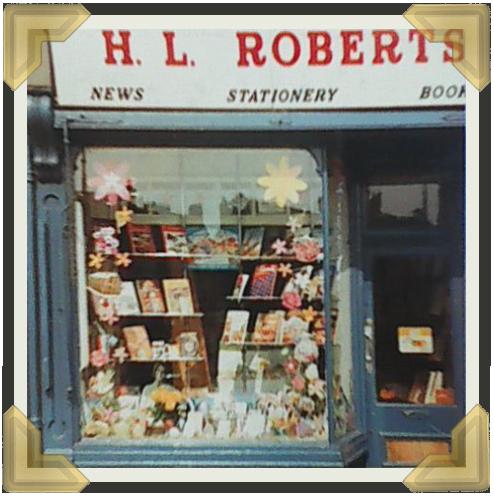 H L Roberts at 26a Market Place
