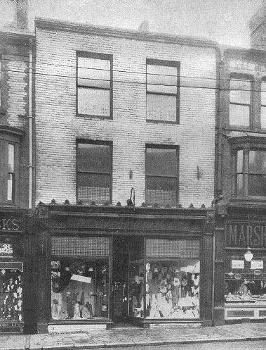 MK4 Miss E. H Clark's Draper Shop