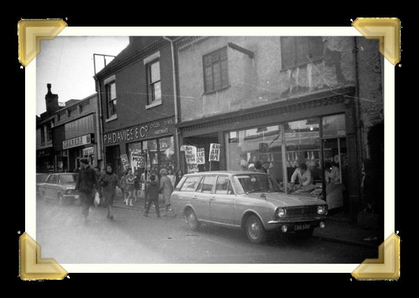 Union Street, 1969 (courtesy of Teresa Davies)