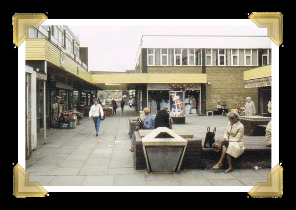 Union Centre, 1980s (courtesy of Teresa Davies)