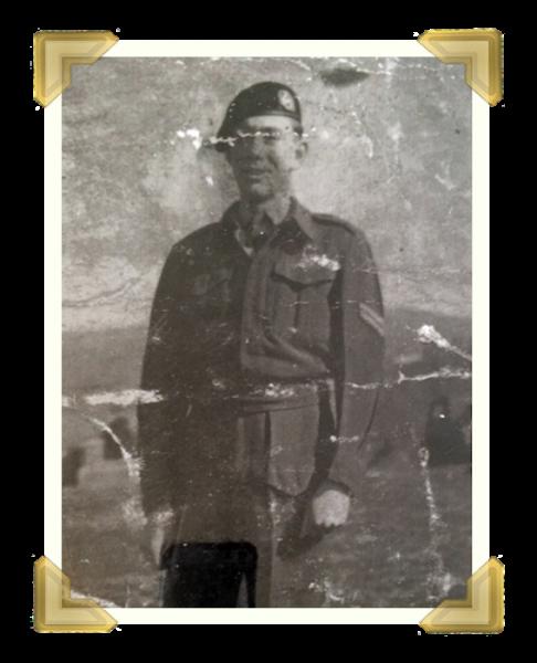 William John Archer was a Royal Marine