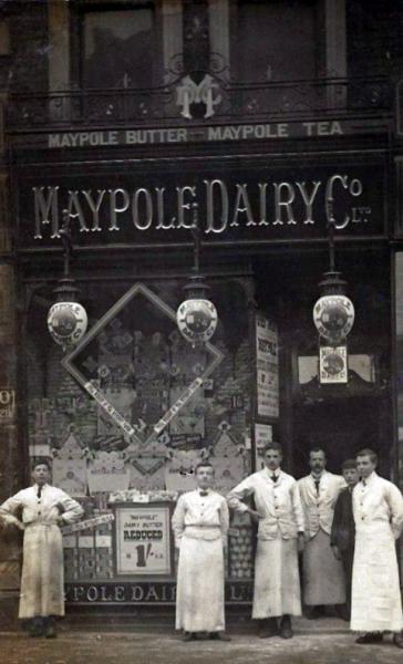 MK7 Maypole Dairy Co. (Work In Wed FB)