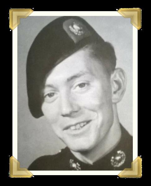 William John Archer, Royal Marine