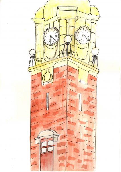 Clock Tower, Wednesbury © Lucas Black