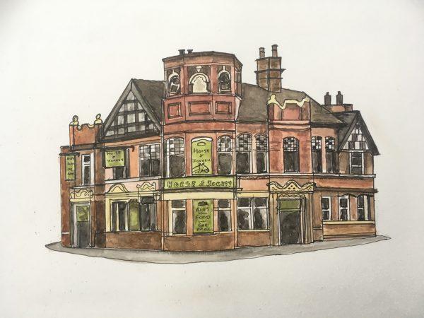 Horse & Jockey pub, Wednesbury © Elaine Copson