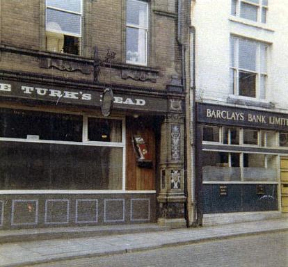 LS3 Turk's Head Pub