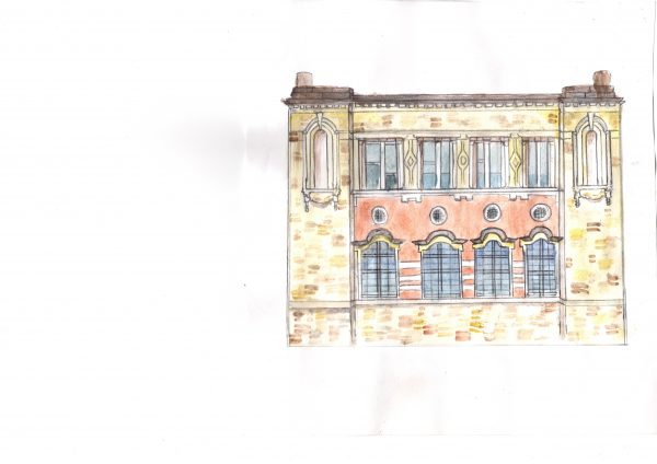 Wednesbury Library © Hamdi Ibrahim