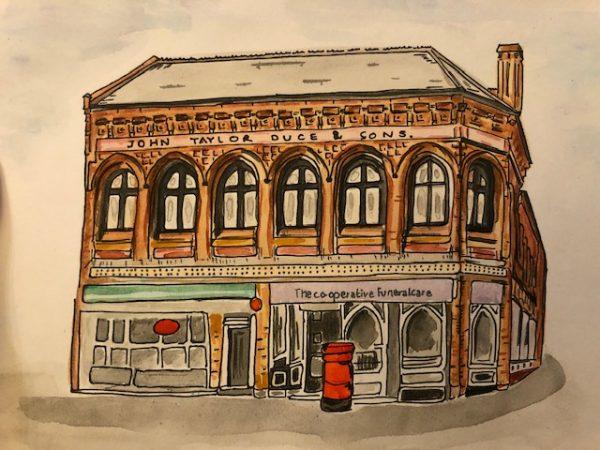 Talbot House, Wednesbury © Emma Lawson
