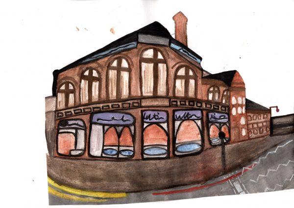 Talbot House, Wednesbury © Henna Khan