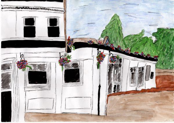 The Bellwethe pub, Wednesbury © Anonymous