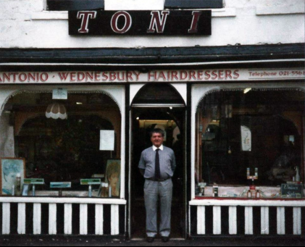 US8 Toni, 1987 (last day of business), Union Street