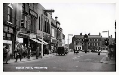 WMT13 Wednesbury Market Town