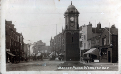 WMT14 Wednesbury Market Town