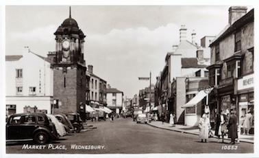 WMT15 Wednesbury Market Town