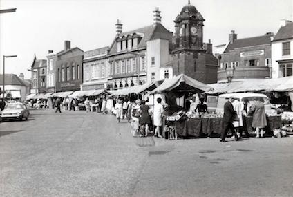 WMT17 Wednesbury Market Town