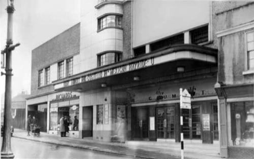 WS10 Gaumont Cinema, 1965