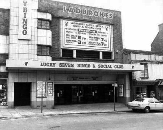 WS9 Lucky Seven Bingo & Social Club