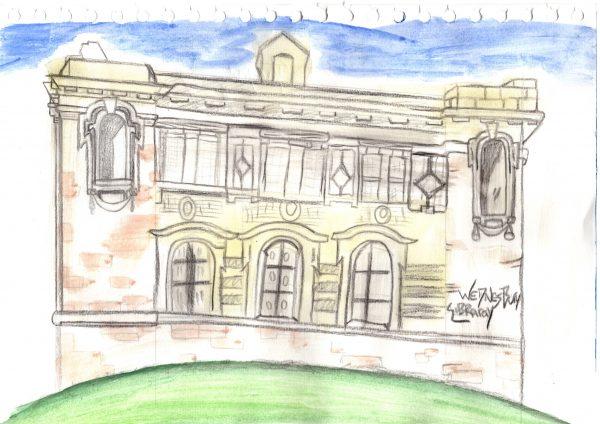 Wednesbury Library © Danyal Ahmed