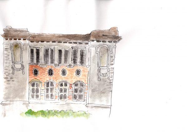 Wednesbury Library © Libasse Fall
